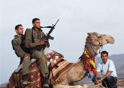 Assaf and Haled, Jordan Valley
