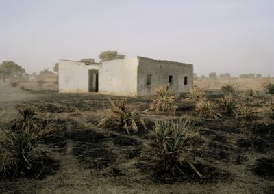 Nameless Building, Tchad