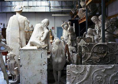 Sculpture I Carrara
