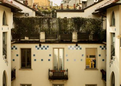 Necklace,Via Pietro Maestri, Milan, 2017