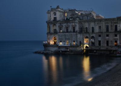 Palazzo Donn'anna, Naples, 2018