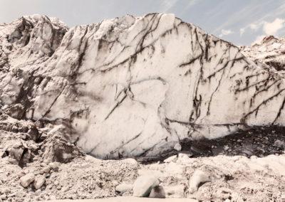 Gangotri Glacier, India, 2011
