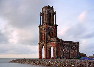 Eglise du sacre Coeur, Vietnam, 2016